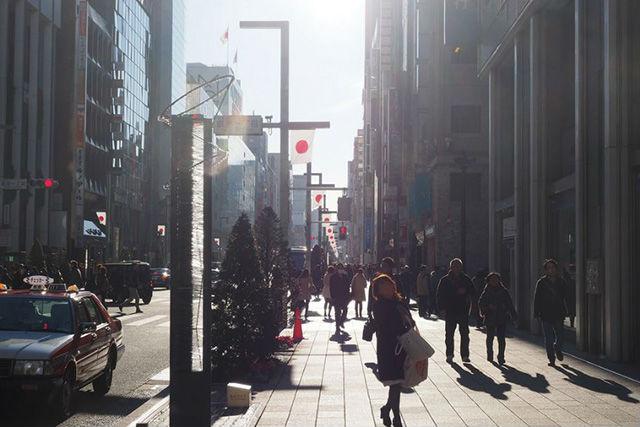 【ポケモンGO 宝探し2】銀座・築地エリア 体験とアート巡りのコース