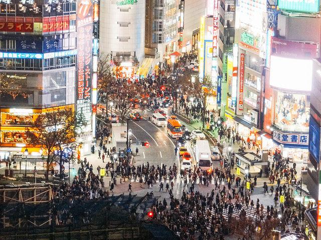 村上春樹ゆかりの新宿・渋谷・目黒を巡る