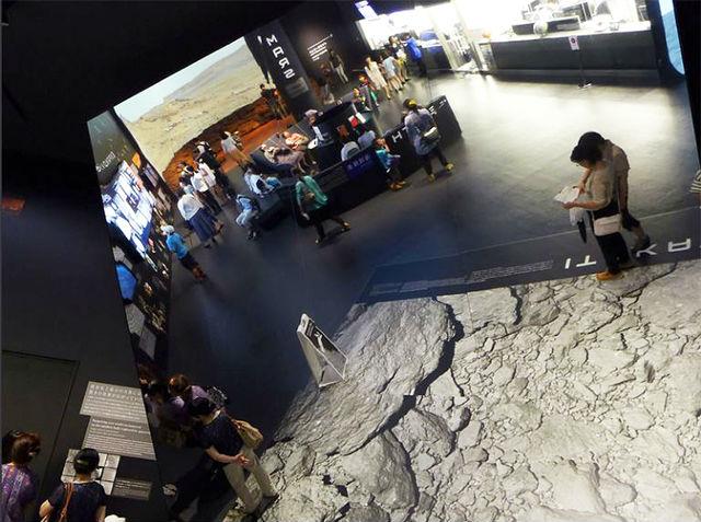ぷらっと!宇宙ミュージアム TeNQから上野・アートめぐりへ