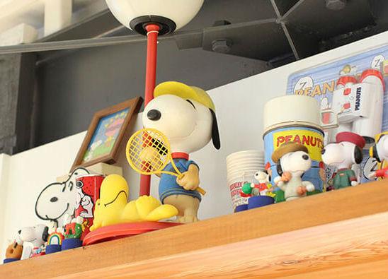 中目黒周辺カフェと、スヌーピーに囲まれた「PEANUTS Cafe」を巡る
