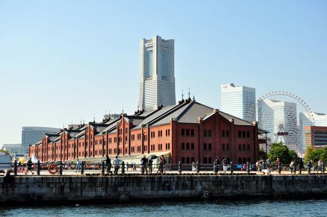 ぷらっと横浜!港の見えるミュージアムから赤レンガ倉庫へ