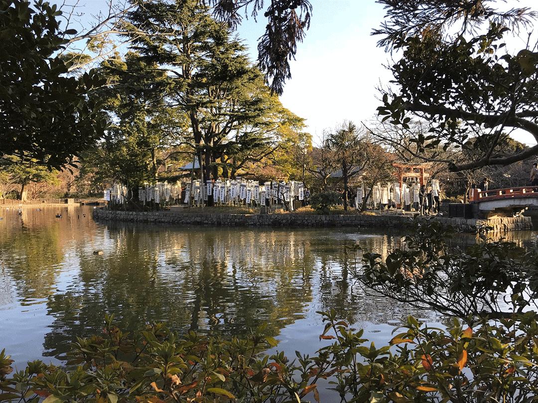 鎌倉江の島七福神を巡る