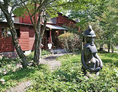 【夏のヒンヤリ体験】軽井沢・アートを巡るコース2