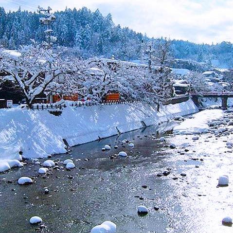 伝統が息づく飛騨高山の歴史を巡る