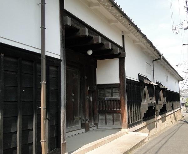 北田家住宅(交野代官所跡)