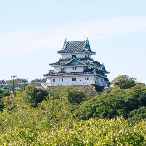 和歌山城 ~お城が見える庭園とミュージアム巡り~