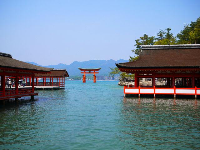【世界遺産】厳島神社を散策してみよう!